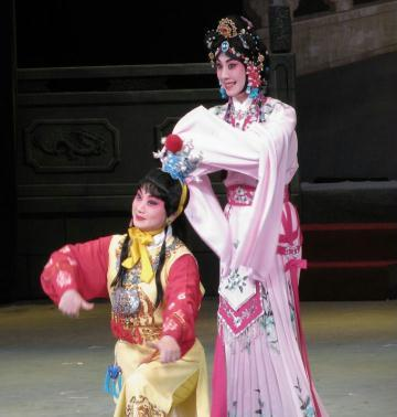 New version of old Peking Opera story comes to the capital CCTV