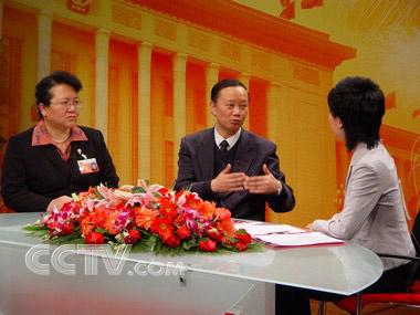"""""""两会""""特别报道:关注农村师资队伍建设(2007.3.11)"""