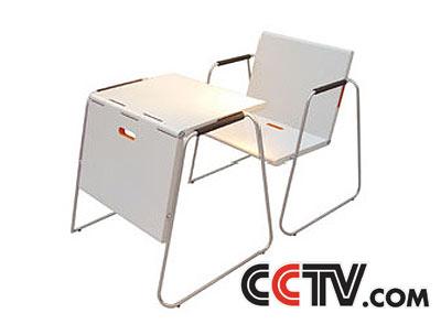 折叠小桌结构图