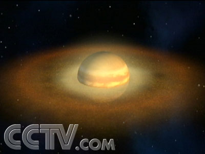 木星的引力阻止了它的卫星们自由地自转