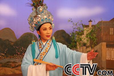 黄梅戏-越剧对唱《十八相送》吴琼 ,真是好听极了!