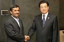 China, Iran seek strong ties