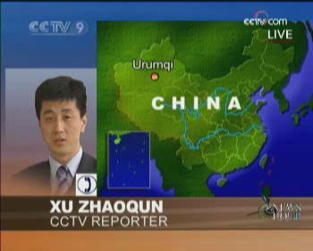 It'sbeentendayssincethedeadlyriotsinXinjiang.CCTVreporterXuZhaoqunisinUrumqi.