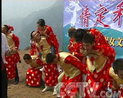 中国 山西/东西南北乐中国——山西和顺爱情之星电视选拔赛