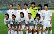 China beats Sweden 2-1 in Olympic women´s soccer