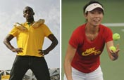 Sports big names gear up for Olympics