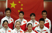 Chinese Wushu team says nope to dope