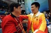Pang Wei wins 10m air pistol gold medal