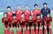 China draws Canada 1-1 in women´s football group match