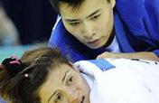 Chinese Xu Yan wins women´s 57kg judo preliminary