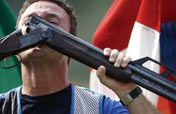 American Walton Eller wins men´s double trap gold