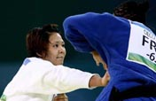 Japanese Tanimoto wins women´s 63kg judo Olympic gold