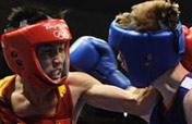 Chinese Gu Yu wins at Men´s Bantam 32 round