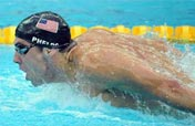 Phelps wins 10th Olympic gold, becomes Olympic phenom