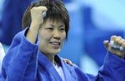 Japanese Ueno wins women´s 70kg judo gold