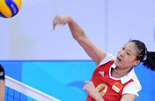 Host China suffers 3-2 loss to Cuba in women´s volleyball