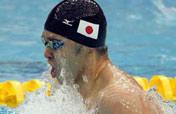 Japanese Kitajima wins Men´s 200m breastroke Olympic gold
