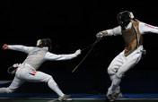 Men´s fencing at 2008 Olympics