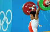 Sa Jaehyouk lifts South Korea´s first gold in weightlifting