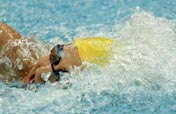 Australia wins women´s 4x200 freestyle relay gold with world record