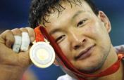 Naidan from Mongolia wins men´s 100kg judo gold