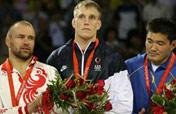 Russia dominates Olympic men´s Greco-Roman wrestling