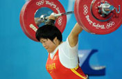 Weightlifting roundup: China wins sixth title, loses seventh