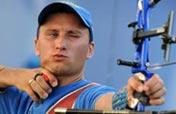 Ukraine´s Ruban wins men´s individual archery gold