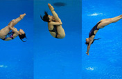 "Feature: ""Diving queen"" Guo challenged by world springboard divers"