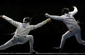 France beats Poland to win Men´s Team Epee gold
