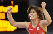 Japan´s Yoshida wins Women´s Freestyle 55kg Wrestling gold