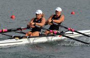 New Zealand claims Olympic title in women´s double sculls in rowing