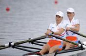Netherlands wins lightweight women´s double sculls gold
