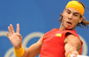 Nadal claims Olympic gold with devastating win over Gonzalez