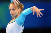 Romanian Sandra Izbasa wins women´s floor exercise Olympic gold