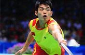 Lin Dan of China wins badminton men´s singles gold