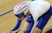 Briton Wiggins wins track men´s pursuit gold