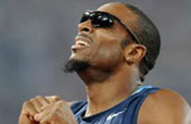 U.S. runner Taylor wins men´s 400m hurdles gold