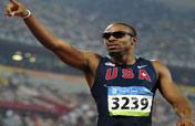 US runner Taylor wins men´s 400m hurdles gold