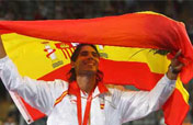 Spanish tennis player Nadal is number 1