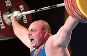 Lawmaker drafts heavy bill as a weightlifter