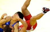 """Wrestling: """"Yingzhao"""" Kung Fu"""