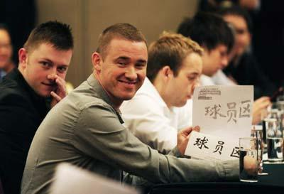 The snooker world's top players are in Beijing for this year's China Open, which starts on Monday.