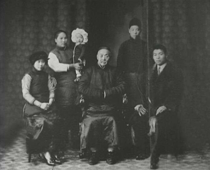 《刘海粟》第八集 天若有情 (探索发现2007-83)