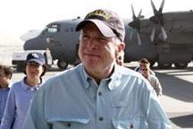 McCain visits Afghanistan