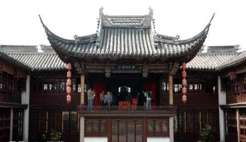 苏州昆曲博物馆