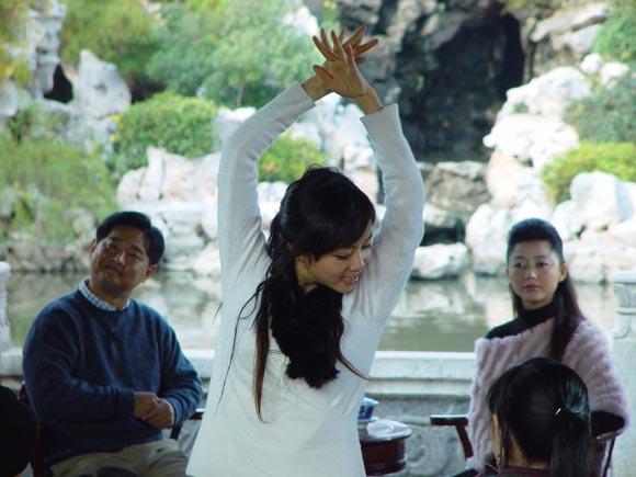 黄蕾/寻梦同里央视国际(2005年01月17日14:14) 编导:刘延厚梦幻...