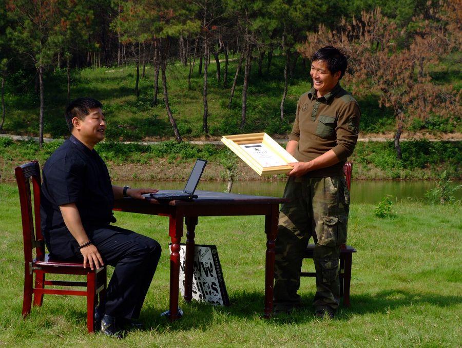 邓飞虎弹弓制作图纸