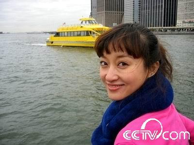 《寻宝》节目主持人:庞晔
