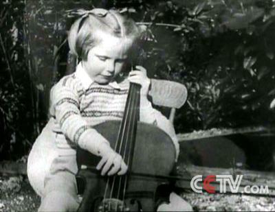 大提琴谱子